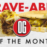 OG Crave-able of the Month: Philly Cheesesteak