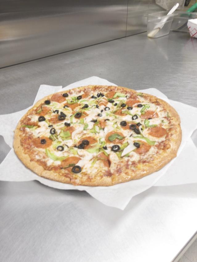 best pizza Phoenix AZ