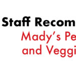 Staff Recommendation: Mady's Pepperoni and Veggies Pizza
